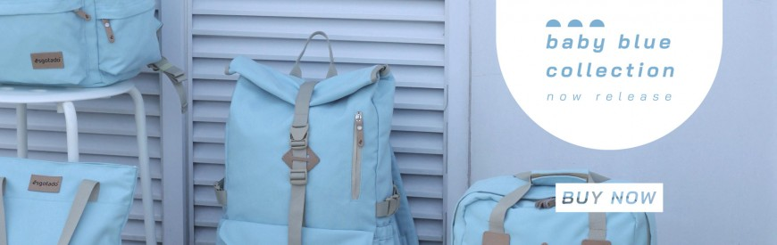NEW BABY BLUE COLLECTION
