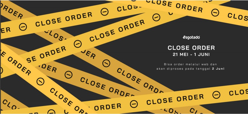banner closed order